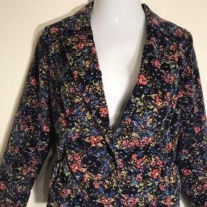 Anthropologie Cartonnier Womens Jacket Size 12
